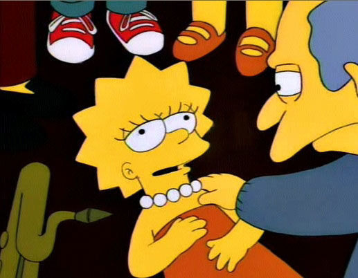 The Simpsons — s06e02 — Lisa's Rival
