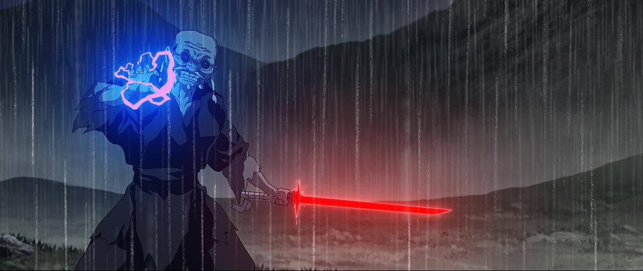 Star Wars: Visions — s01e07 — The Elder