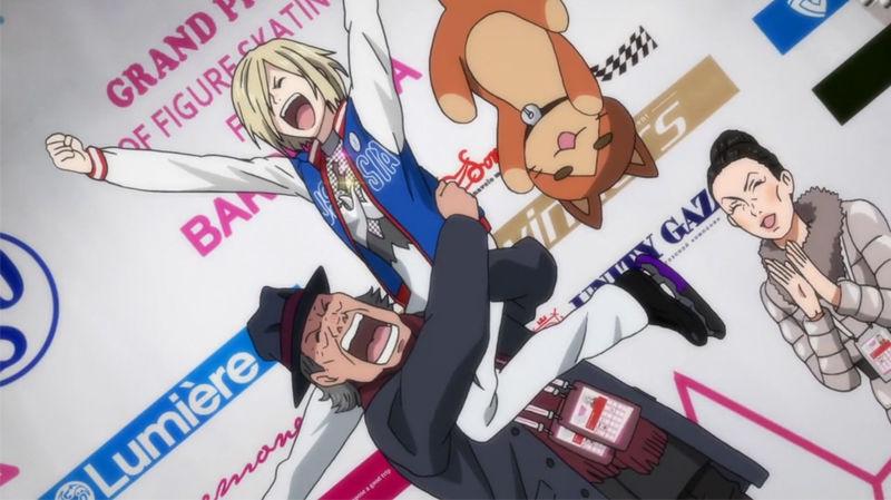 Yuri!!! on Ice — s01e11 — Gotta Super-Supercharge It!! Grand Prix Final Short Program