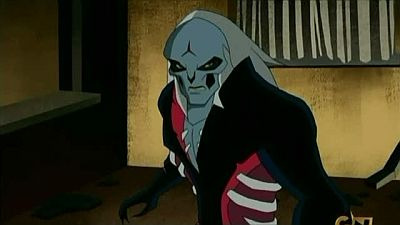 Бен 10: Инопланетная сила — s03e18 — Vendetta