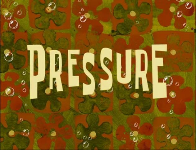 SpongeBob SquarePants — s02e22 — Pressure