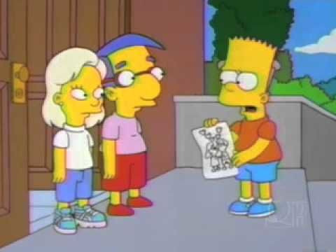 The Simpsons — s13e11 — The Bart Wants What It Wants