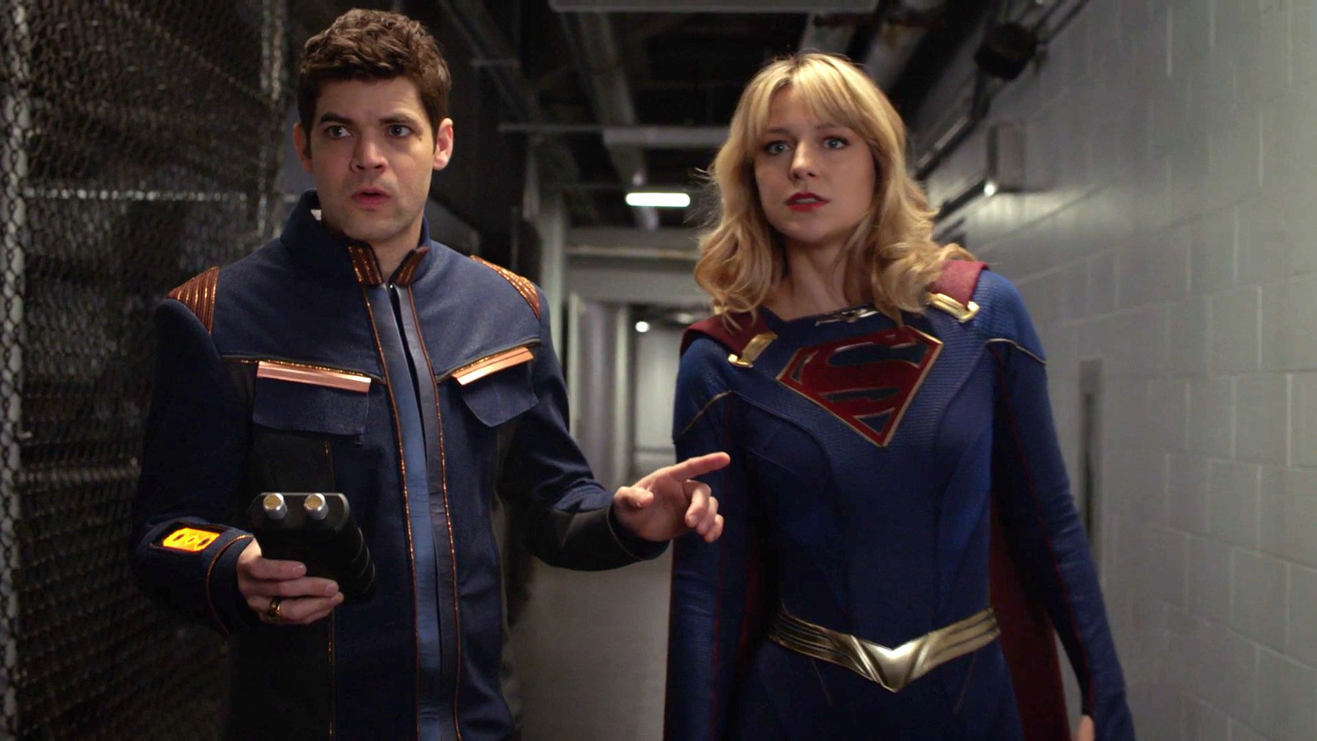 Supergirl — s05e12 — Back from the Future - Part Two