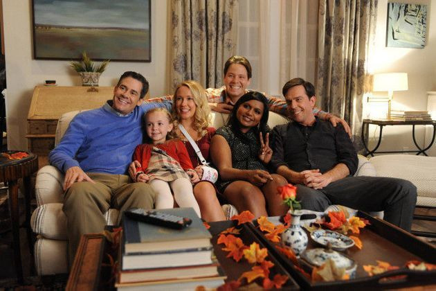 The Mindy Project — s01e06 — Thanksgiving