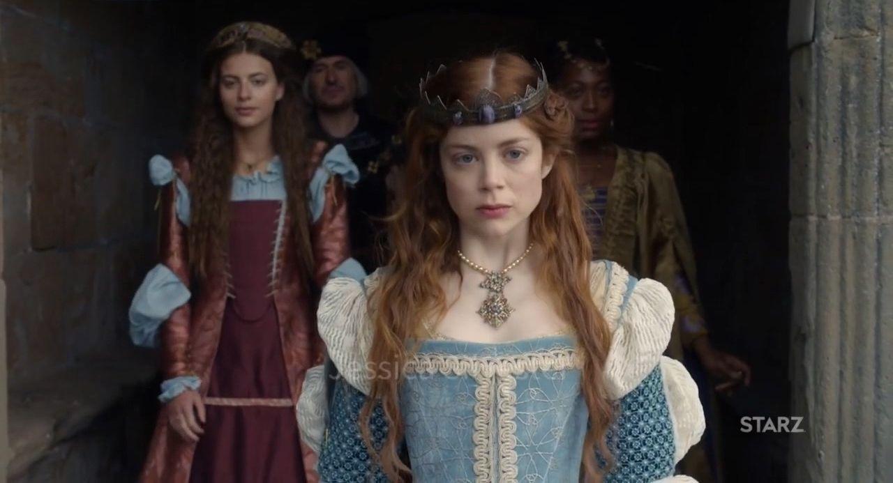 Испанская принцесса — s01e01 — The New World