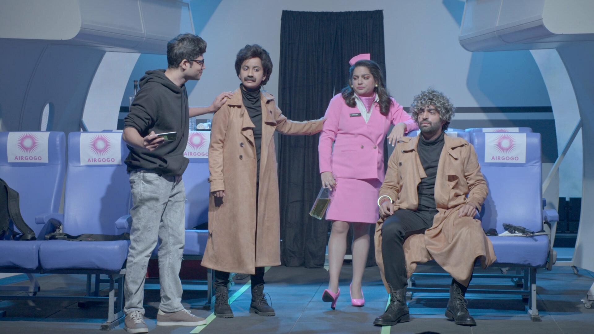 Высшая комедийная лига — s01e02 — Episode 2