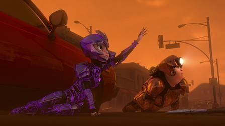 Trollhunters: Tales of Arcadia — s03e13 — The Eternal Knight Pt. 2