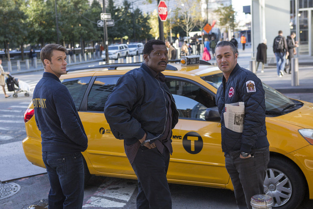 Chicago Fire — s05e06 — That Day