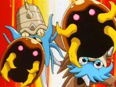 Покемон — s01e44 — Attack of the Prehistoric Pokemon