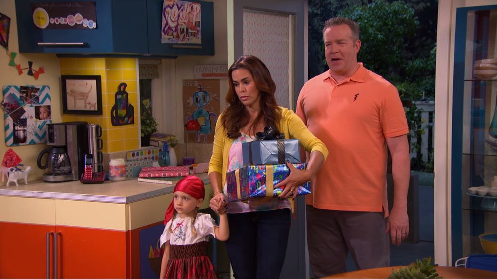 The Thundermans — s03e09 — Patch Me If You Can