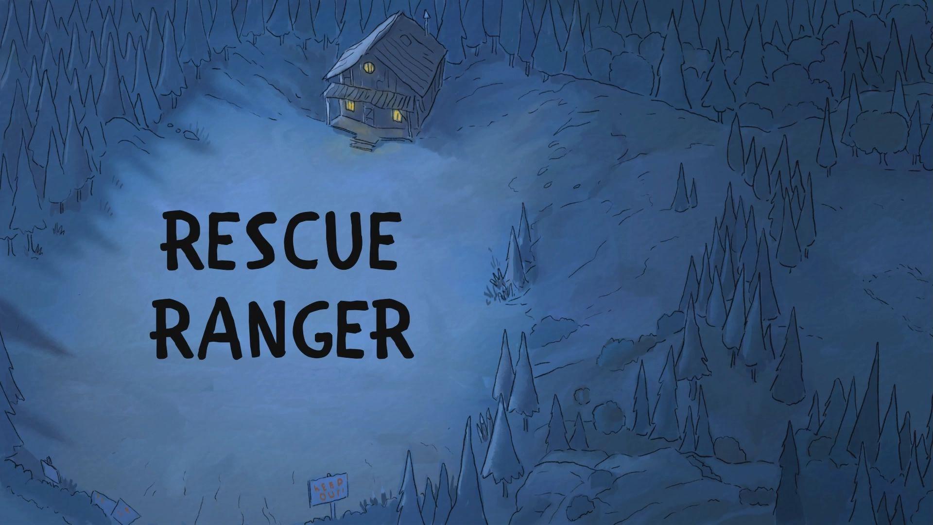 Мы обычные медведи — s04e24 — Rescue Ranger