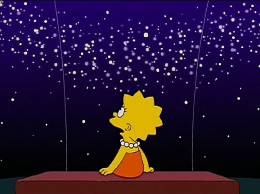 The Simpsons — s14e16 — 'Scuse Me While I Miss the Sky
