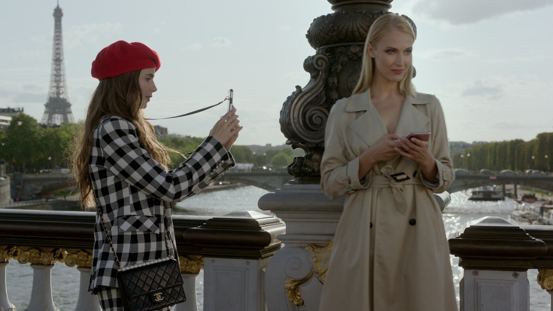 Emily in Paris — s01e03 — Sexy or Sexist