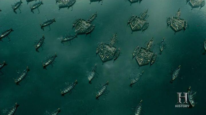 Викинги — s04e10 — The Last Ship