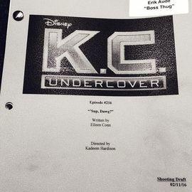 K.C. Undercover — s02e13 — Sup, Dawg?