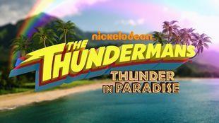 Грозная семейка — s04e14 — Thunder in Paradise
