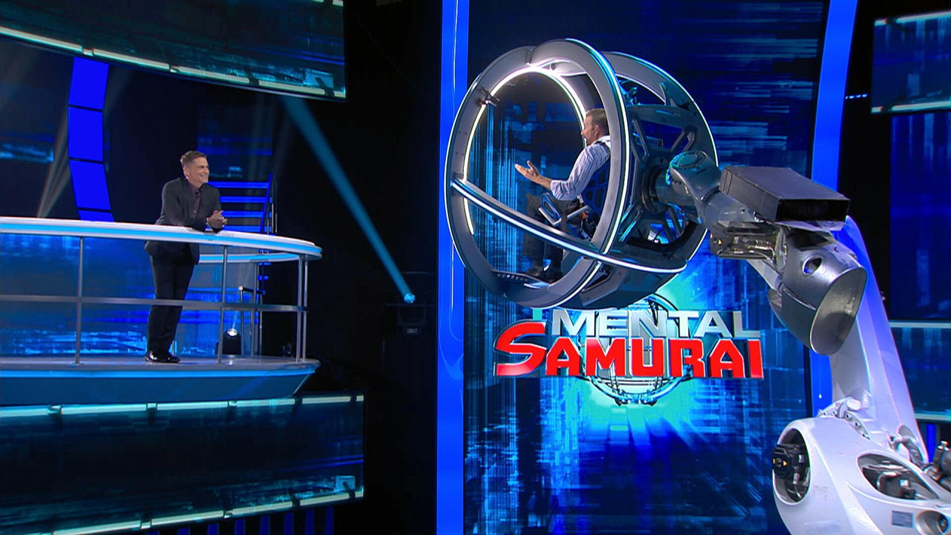 Mental Samurai — s02e02 — Episode 2