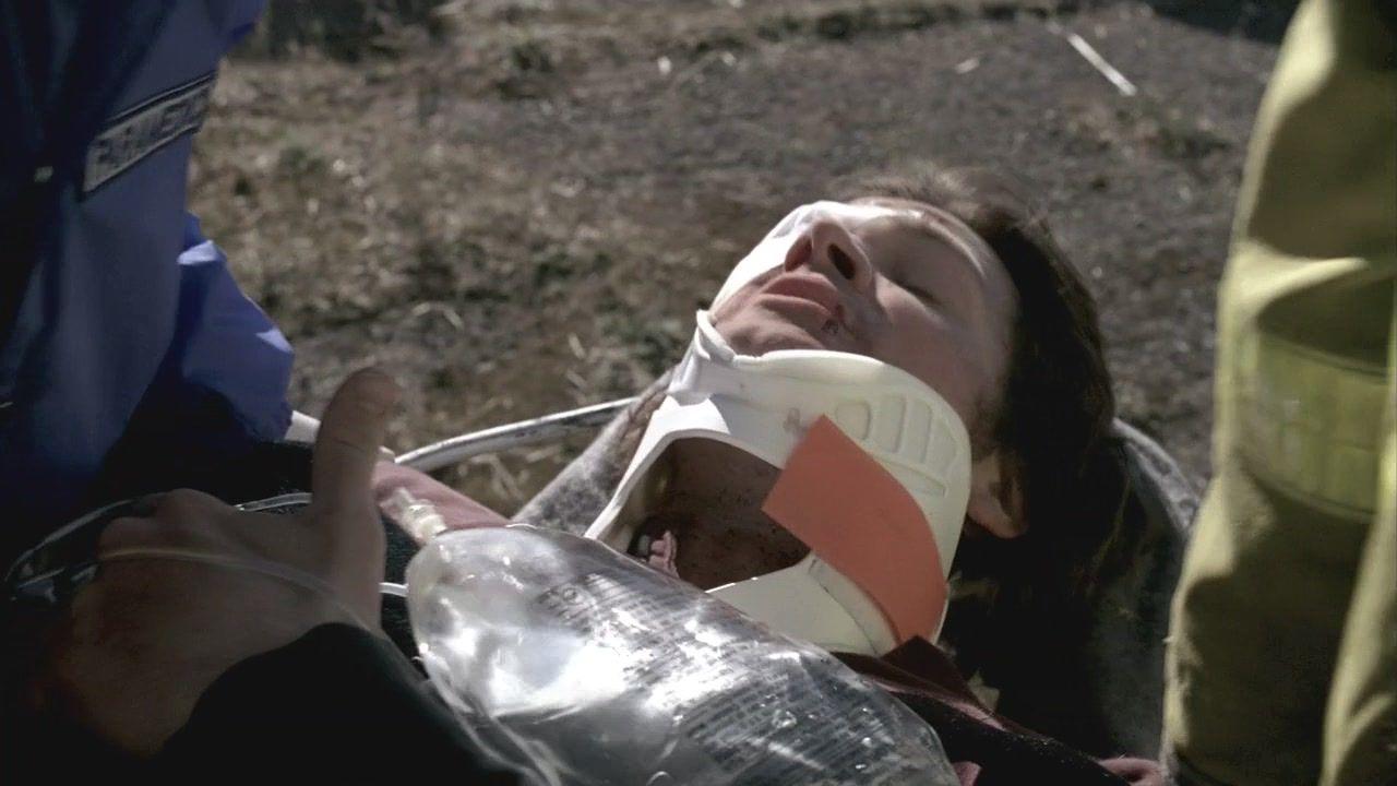Сверхъестественное — s02e01 — In My Time of Dying