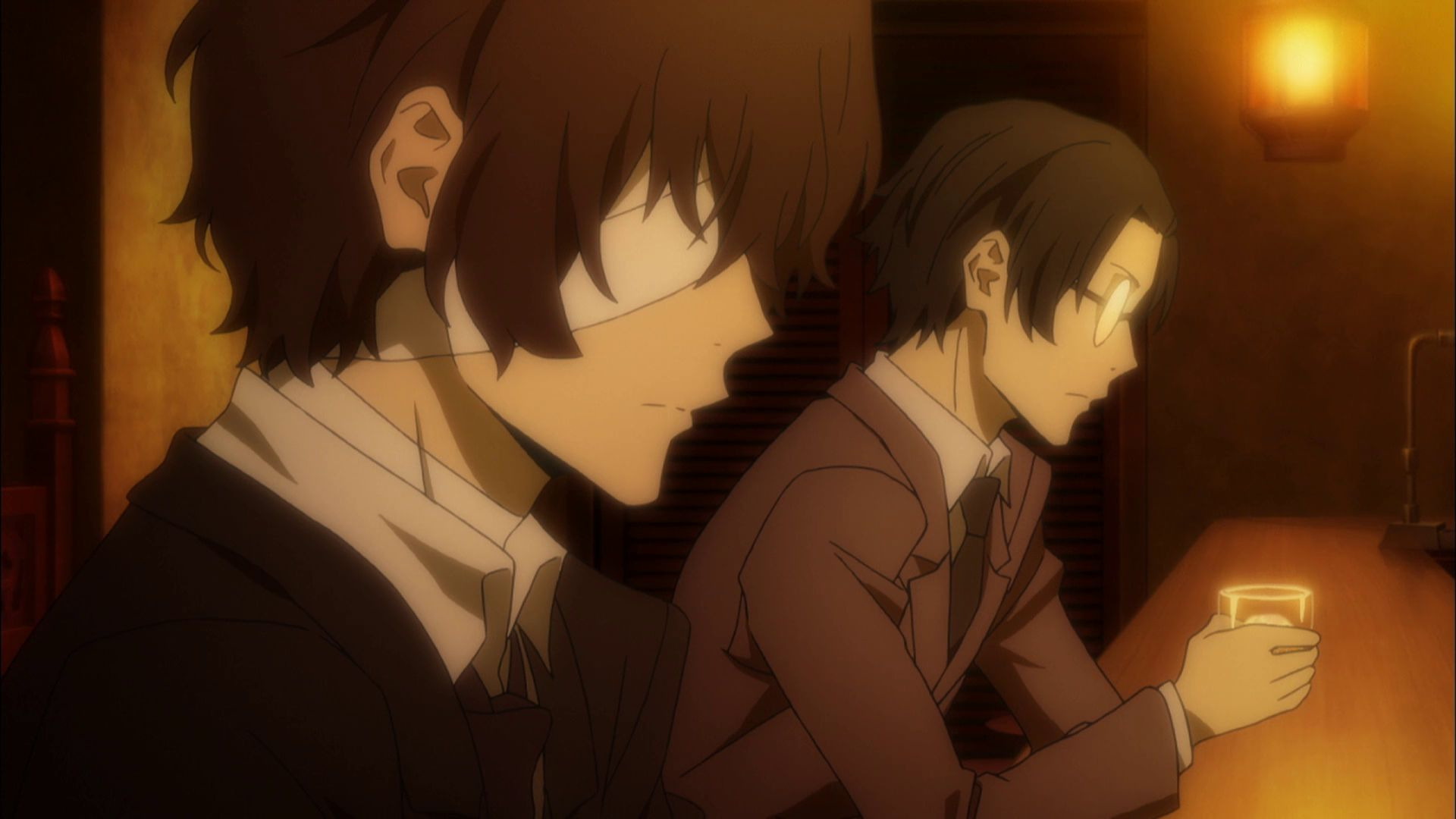 Bungou Stray Dogs — s02e03 — A Room Where We Can Someday See The Ocean