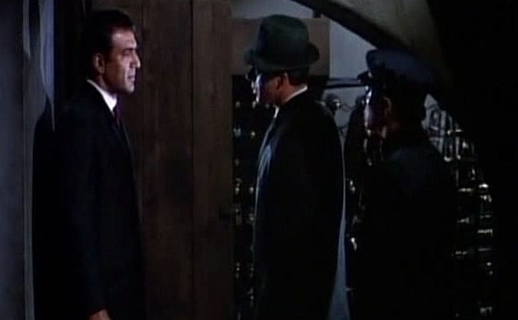 The Green Hornet — s01e22 — Trouble for Prince Charming
