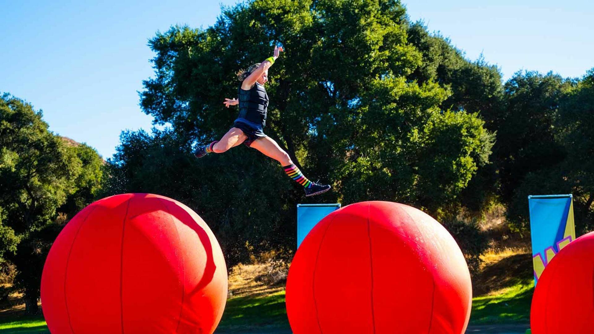 Wipeout — s01e02 — Big Ball Energy