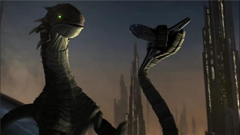 Звездные войны: Войны клонов — s02e19 — The Zillo Beast Strikes Back