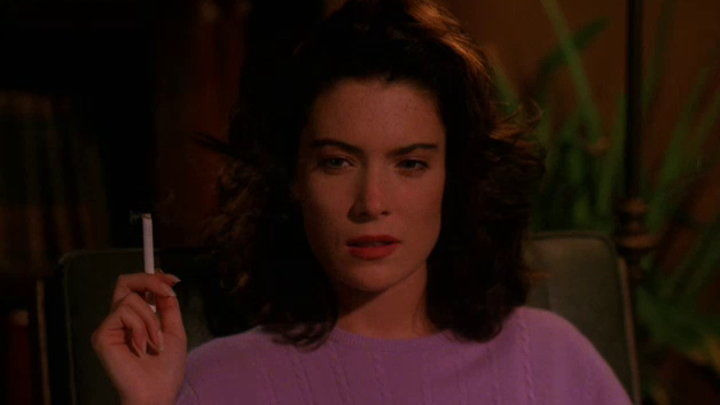 Twin Peaks — s02e05 — The Orchid's Curse