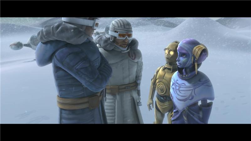 Star Wars: The Clone Wars — s01e15 — Trespass