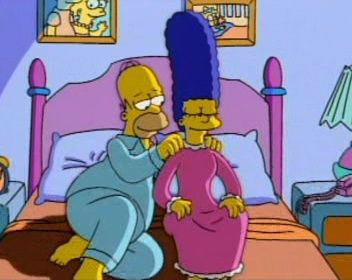 The Simpsons — s14e01 — Treehouse of Horror XIII