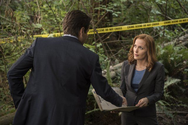 The X-Files — s10e03 — Mulder and Scully Meet the Were-Monster