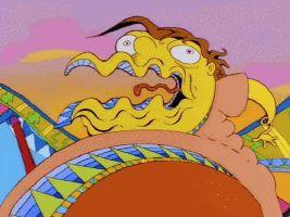 The Simpsons — s08e09 — El Viaje de Nuestro Jomer (The Mysterious Voyage of Homer)