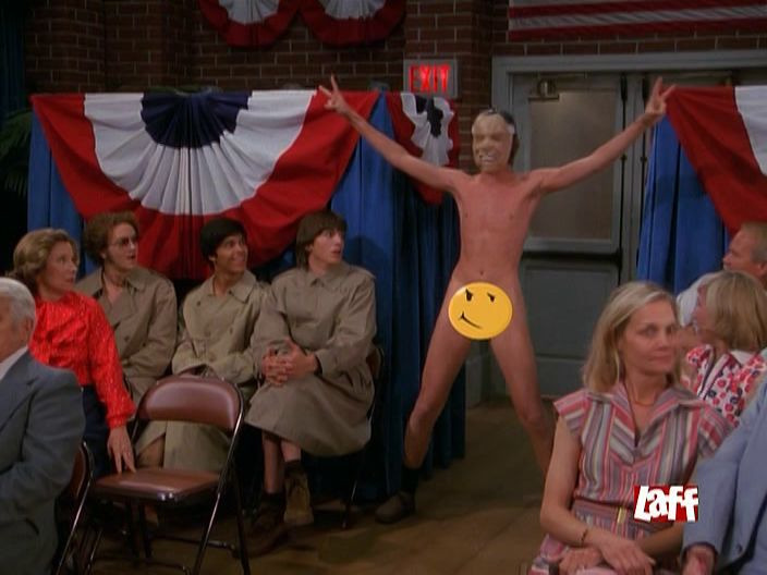 That '70s Show — s01e03 — Streaking