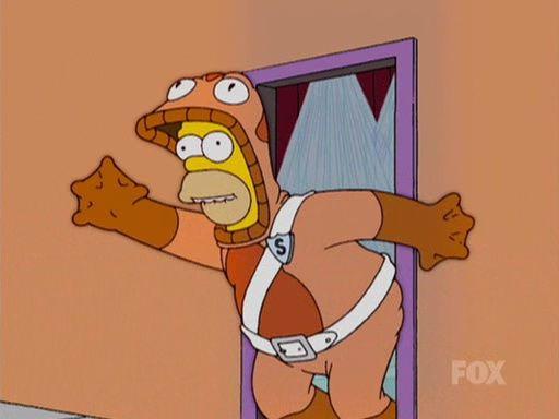 Симпсоны — s17e06 — See Homer Run