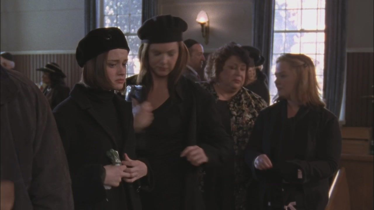 Gilmore Girls — s04e11 — In the Clamor and the Clangor