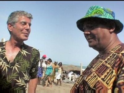 Энтони Бурден: Без предварительных заказов — s03e02 — Ghana