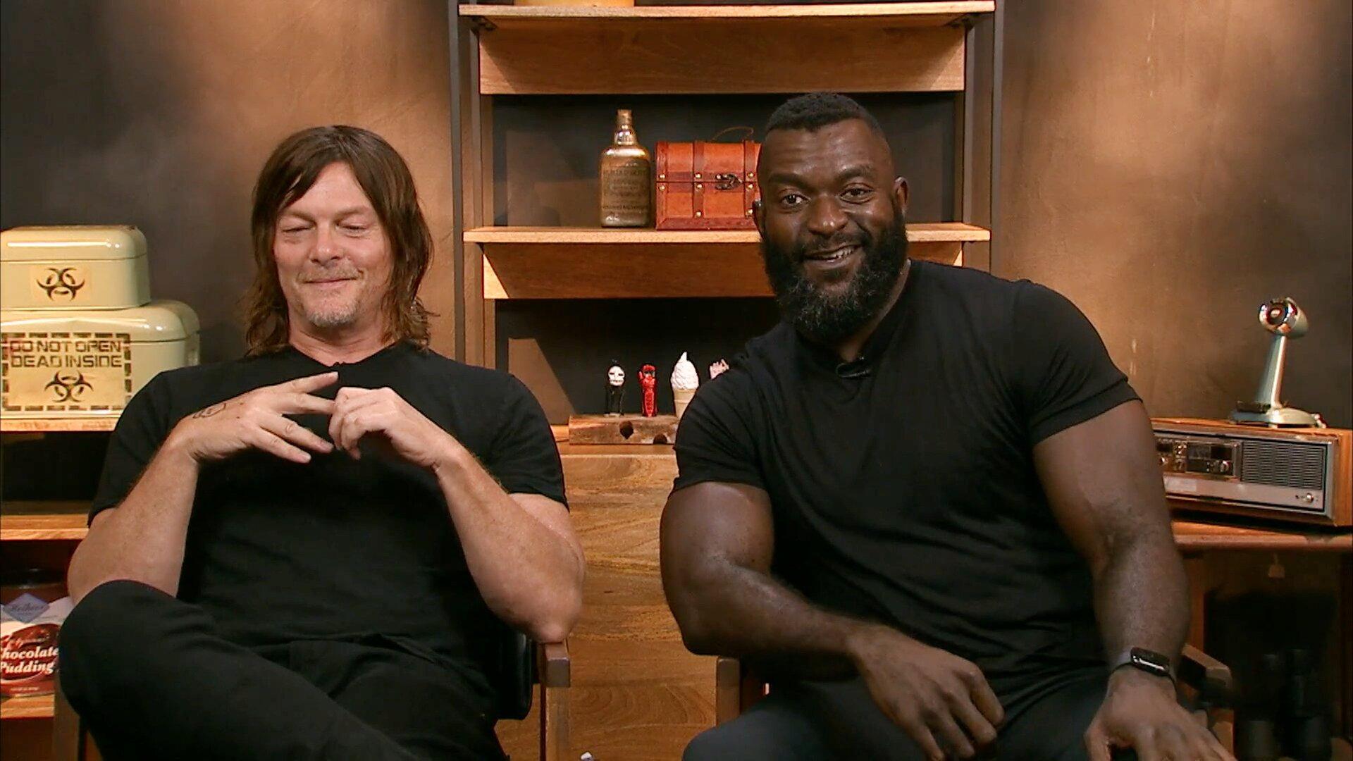 Говорящие мертвецы — s10 special-3 — Walking Dead Season 11 Preview Special