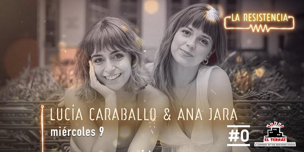 La Resistencia — s04e140 — Lucía Caraballo & Ana Jara