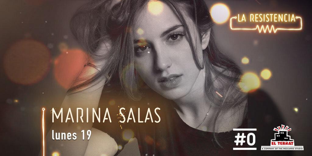 La Resistencia — s04e110 — Marina Salas