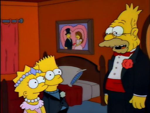 The Simpsons — s04e19 — The Front