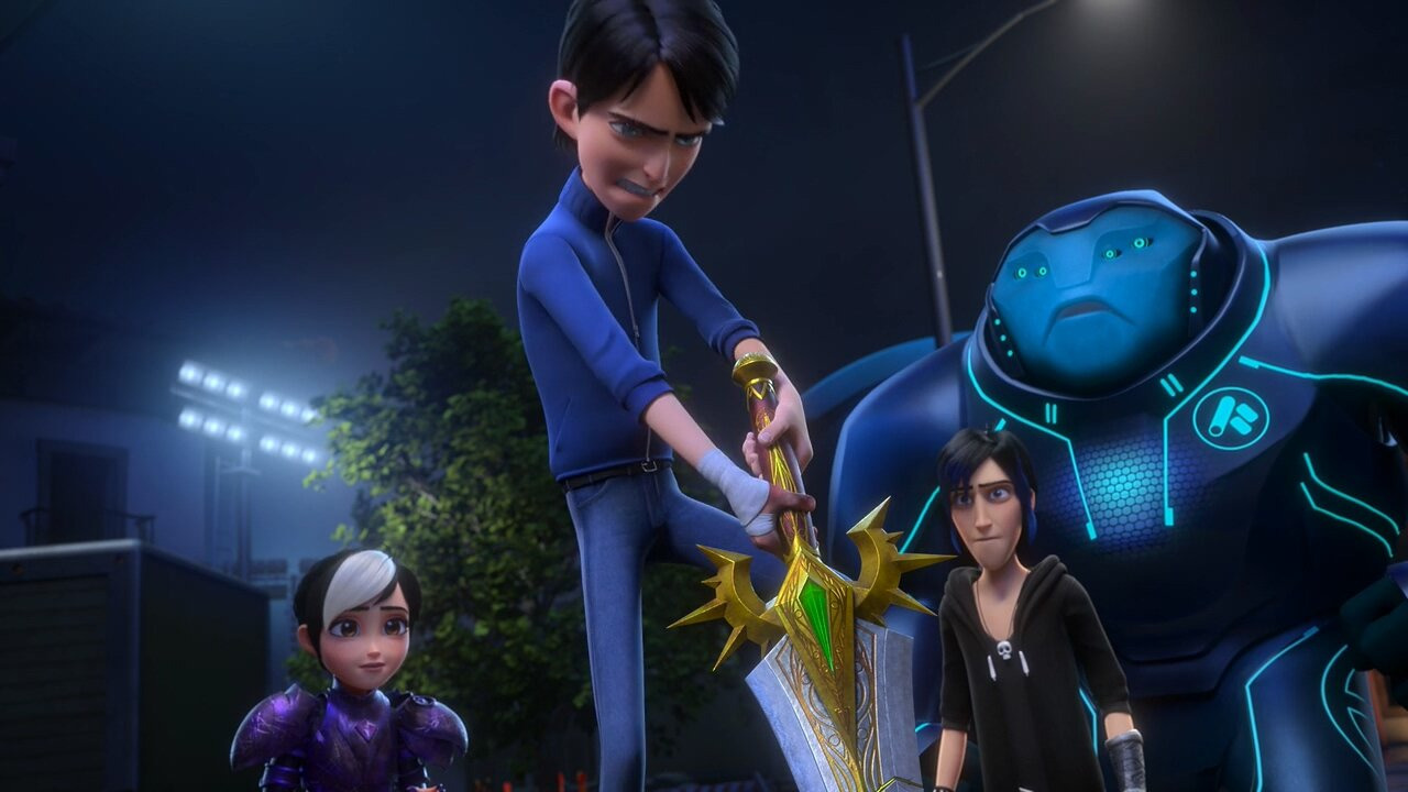 Trollhunters: Tales of Arcadia — s03 special-1 — Trollhunters: Rise of the Titans