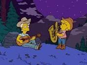 Симпсоны — s14e18 — Dude, Where's My Ranch?
