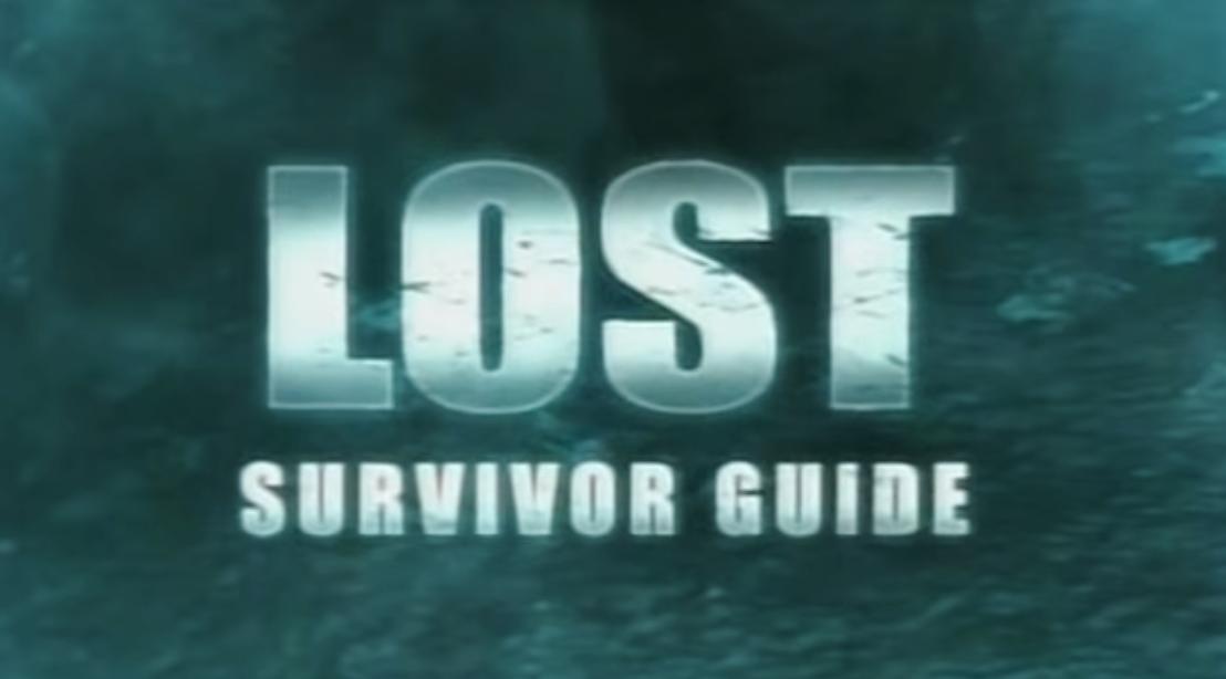 Остаться в живых — s03 special-2 — Lost Survivor Guide