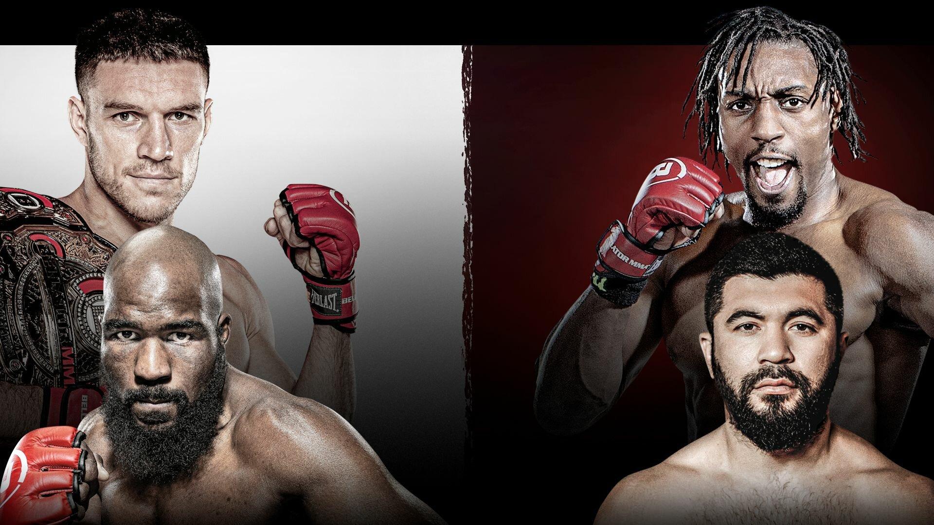 Bellator MMA Live — s18e03 — Bellator 257: Nemkov vs. Davis 2