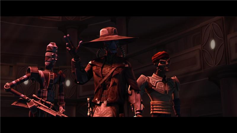 Star Wars: The Clone Wars — s01e22 — Hostage Crisis