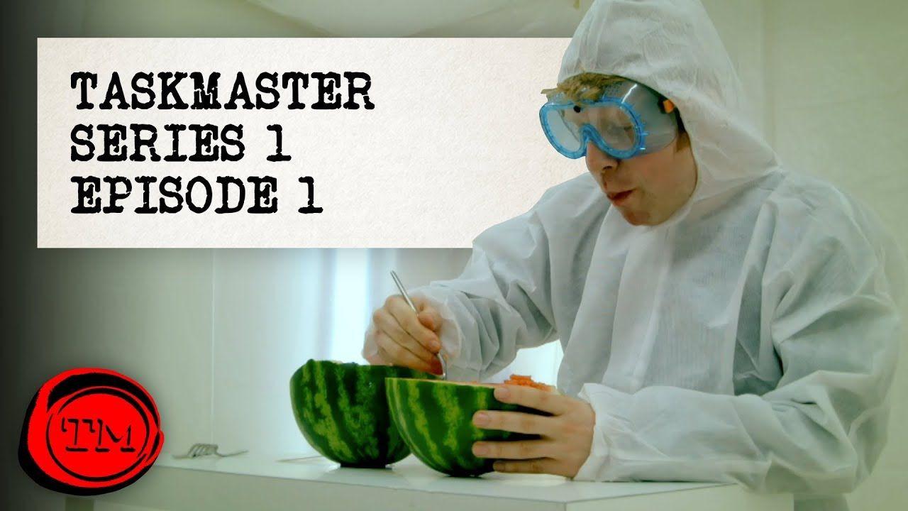 Таскмастер — s01e01 — Melon Buffet