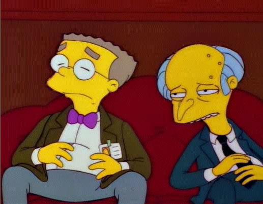 The Simpsons — s06e25 — Who Shot Mr. Burns? (1)