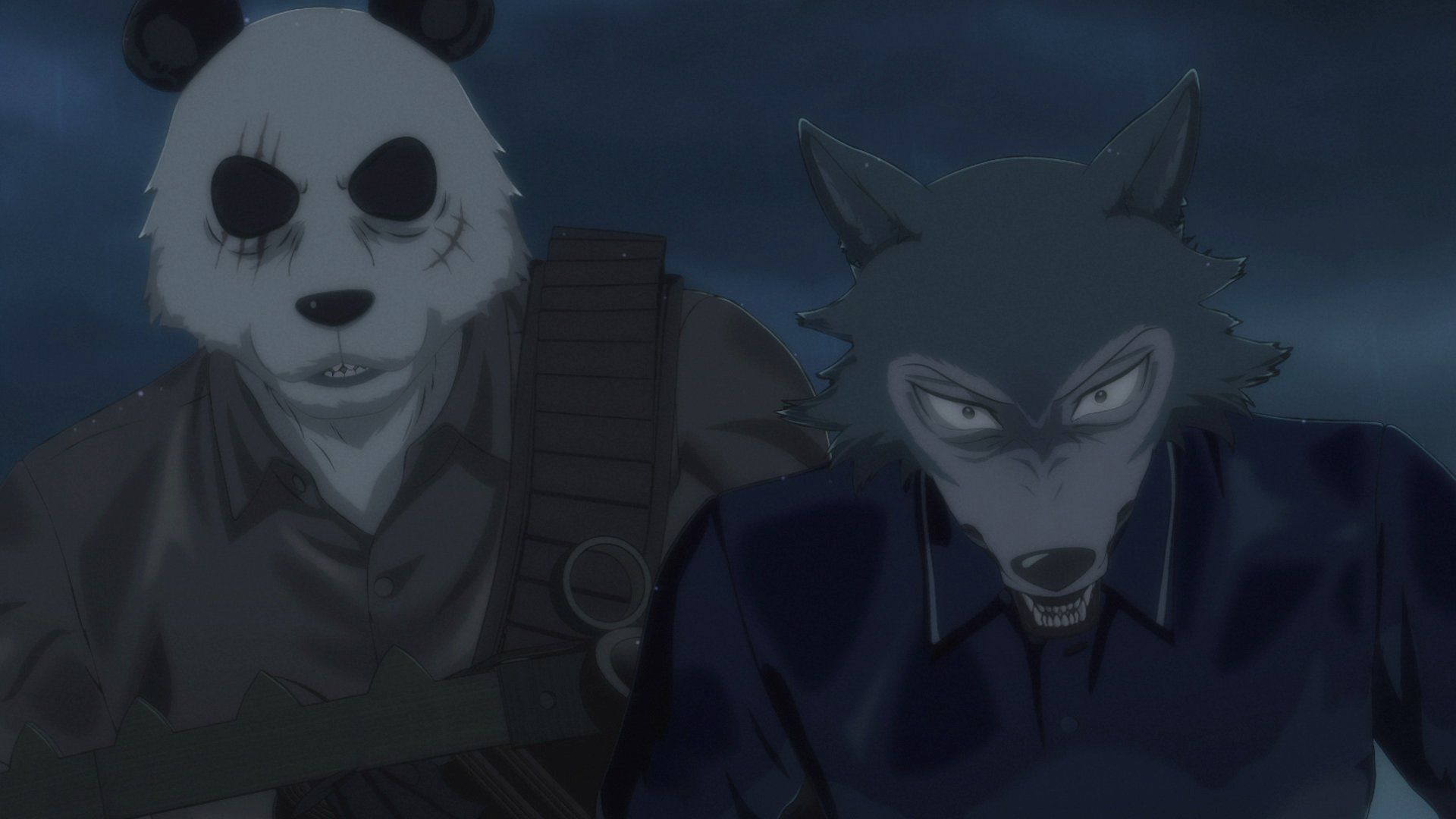 Beastars — s01e10 — A Wolf in Sheep's Clothing