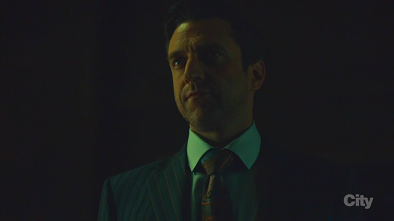 Hannibal — s03e12 — The Number of the Beast is 666