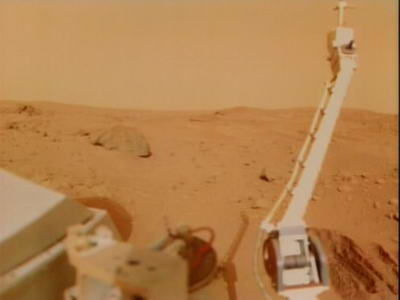Cosmos — s01e05 — Blues for a Red Planet