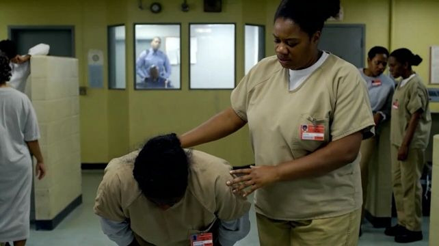 Orange Is the New Black — s04e13 — Toast Can't Never Be Bread Again